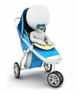 Heeft uw baby een voorkeurshouding? Een osteopaat kan hulp bieden.
