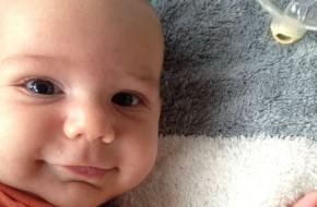 Gedrag van een baby